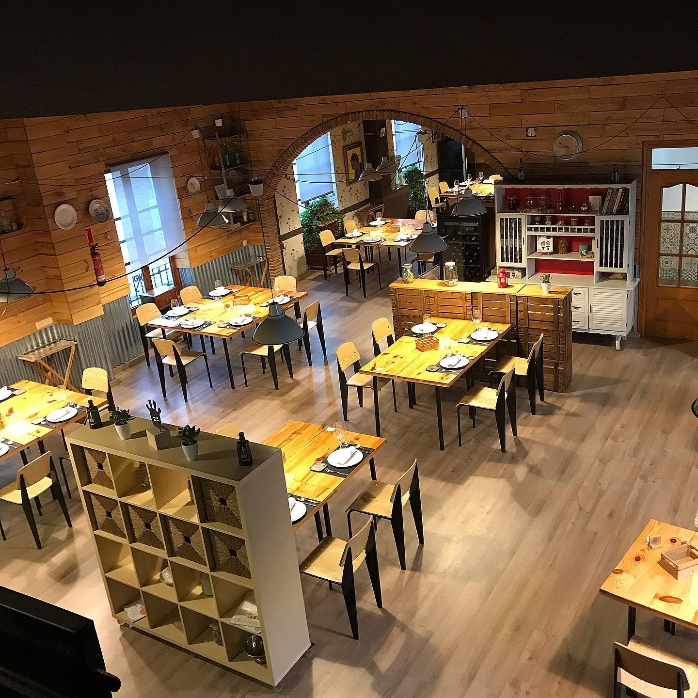 Vista interior Restaurante La Farola